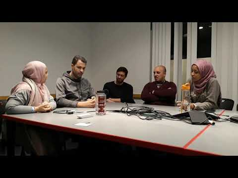 Special Guests |Meeting Algerian Researchers At MIT