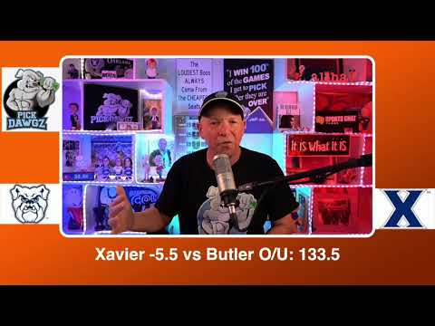 Xavier vs Butler 3/10/21 Free College Basketball Pick and Prediction CBB Betting Tips