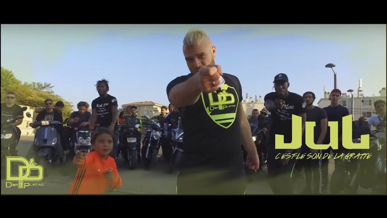 Download JUL - C'EST LE SON DE LA GRATTE // CLIP OFFICIEL  // 2016