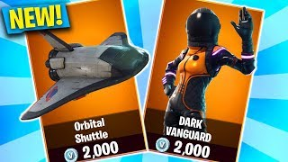 LEGENDARY DARK VANGUARD SKIN!! NEW FORTNITE SKINS UPDATE!! (Top Fortnite player LIVE)