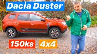 Najbolji motor za Dustera? - Dacia Duster 1.3 Tce 150ks 4x4 - testirao Branimir Tomurad