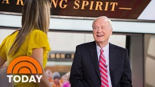 Chris Matthews Talks About His New Book, 'Bobby Kennedy: A Raging Spirit' | TODAY