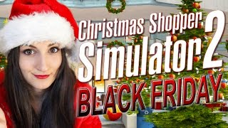Outta my way jacksepticeye animated christmas shopper simulator 2