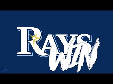 Tampa Bay Rays 2018 Win Song
