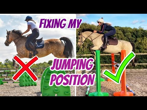 HAVING A STABLE LOWER LEG WHILST JUMPING A HORSE ~ Can Tack Make A Difference? AD