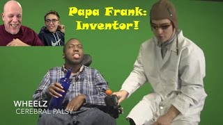 "REACTION VIDEO | ""Pimp My Wheelchair"" - Papa Frank With A Badass Creation!"