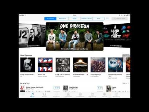 Cara Download MP3 Music di iTunes Store GRATIS pada iPhone, iPad dan iPod Cydia Tweak