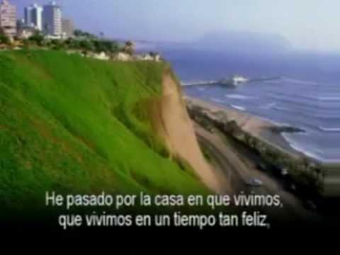 Tu culpa - Los Embajadores Criollos (Peru Kraoke)