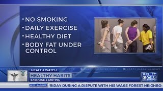 Are you getting enough exercise?