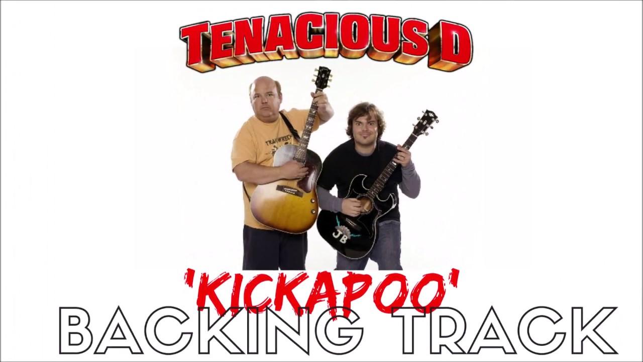 Tenacious D Kickapoo Backing Track Chords Chordify