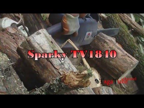 Download Электрическая цепная пила Sparky TV 1840. Ремонт популярных мелких поломок.