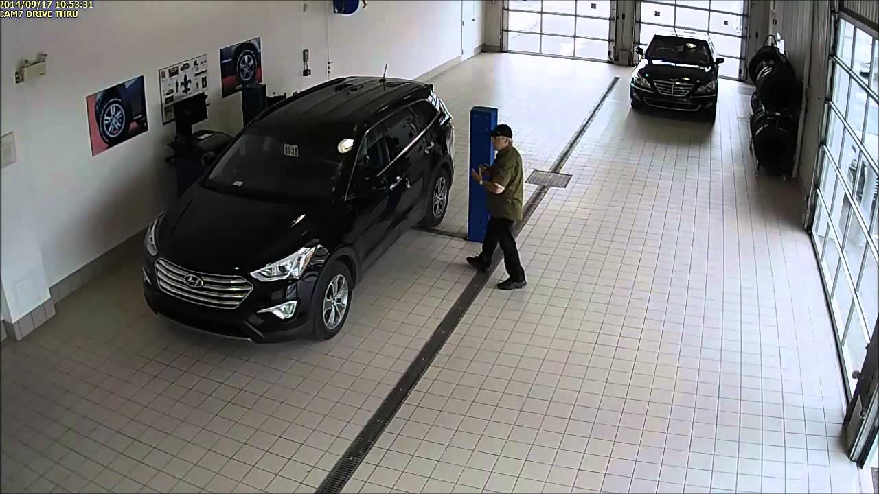 Hyundai Saint Laurent >> Vol De Vehicule Chez Saint Laurent Hyundai Vehicle Theft