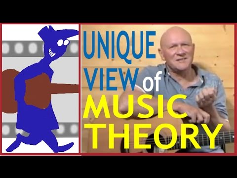 Unique view of Music Theory