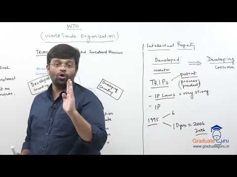 TYBCOM - Economics - World Trade Organisation - Agreements - Part 2
