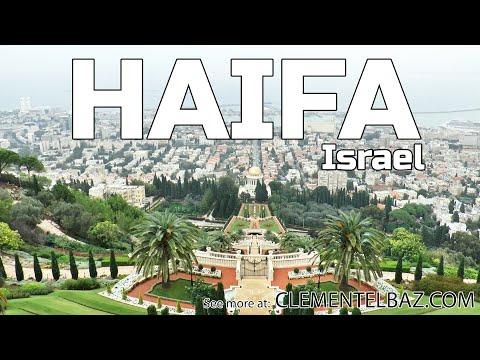8 Minutes In Haifa, Israel