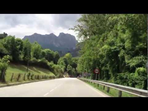Around Iberian Peninsula by Motorcycle   Suzuki GSF 650 L0