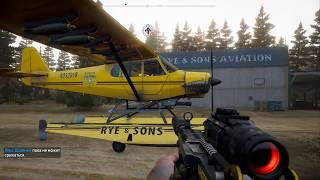 Far Cry 5 #21 - Воздушный налет