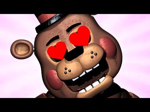Toy Freddy's Dating Simulator