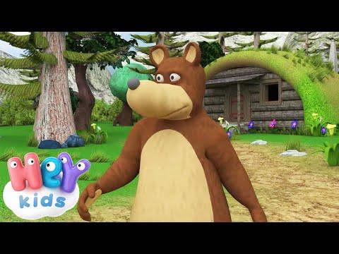 Мишка Косолапый по Лесу Идет - Песни Для Детей - Как поздравить с Днем Рождения