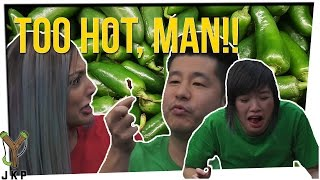 Ultimate Pepper Challenge