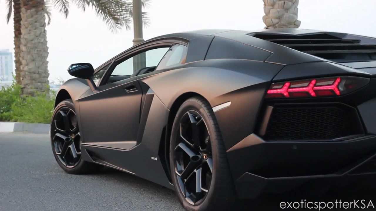 High Quality CRAZY Lamborghini Test Drive Event In Qatar!   YouTube
