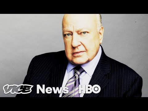 How Roger Ailes Was A Propagandist To Presidents (HBO)