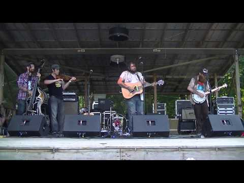 """The Calamity Cubes """"empty bottle"""" Live at Muddy Roots 2013 w/ Possessed by Paul James"""