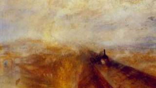 Benjamin Britten, Prelude and Fugue for 18-part String Orchestra, JMW Turner