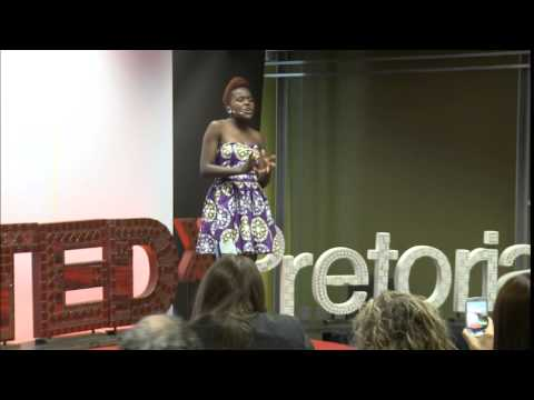 Raising up a super-humanity | Puno Selesho | TEDxPretoria