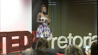 Raising up a super-humanity | Puno Selesho | TEDxPretoria