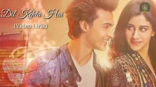 Download Lagu Merinding!! Lagu India Sedih Cinta Tersakiti Menyayat Hati Terbaru dan Populer  Dil Kehta Hai Lirik mp3