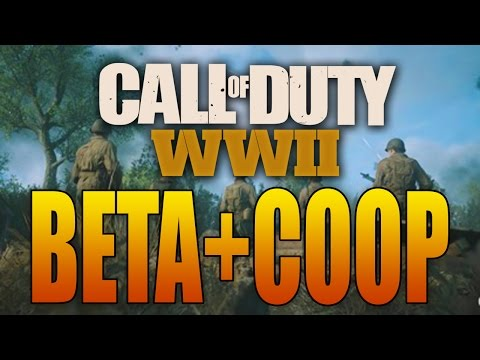Call of Duty: WWII - Multiplayer Beta Confirmed, New Secret Co-Op Mode (Zombies?)