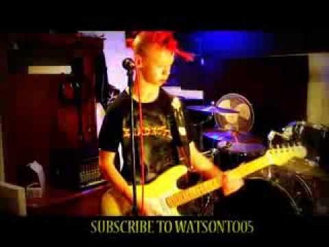 """Black Sabbath """"War Pigs"""" Cover By Ryan spYke Watson"""