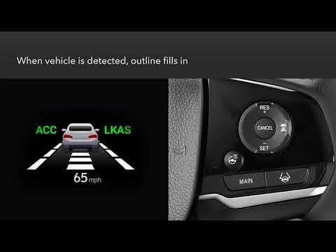 Honda Pilot: How to Use Adaptive Cruise Control (ACC)
