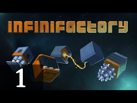 Let's Play Infinifactory Part 1