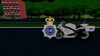 [ROBLOX] Metropolitan Police SEG Fahrrad REL/RBX