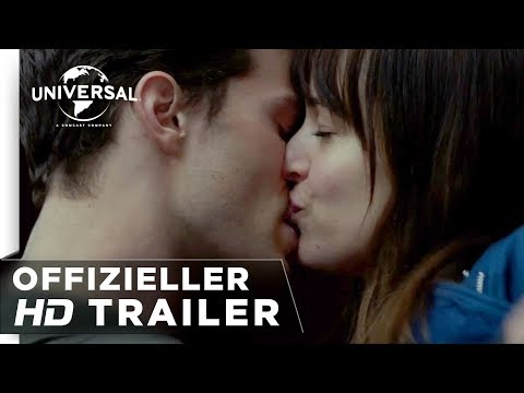 Fifty Shades of Grey - Trailer #1 deutsch / german HD