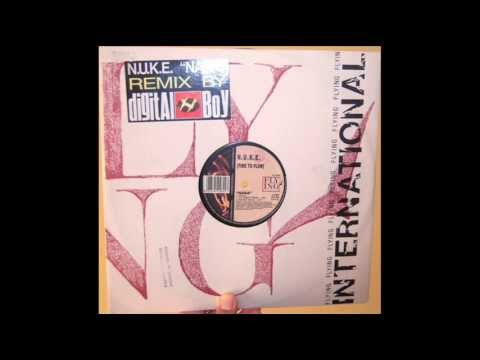 NU.K.E. - Nana (1992 Futuristik remix)
