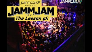 #JammJam NYC | The Lesson gk feat. Harry Mack | Live in New York
