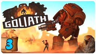 GOLIATH Gameplay - Part 3 | STONE GOLIATH! | Let