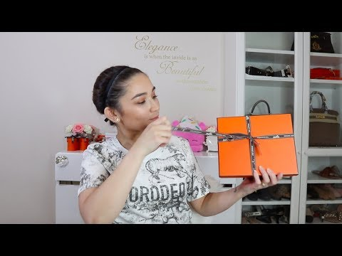 BUYING A NEW HERMES BAG FOR UNDER 2K ?! | UNBOXING & REVEAL