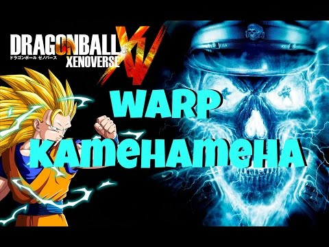 Dragon Ball Xenoverse- How to get Warp Kamehameha