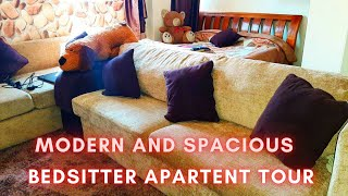 BEDSITTER for rent || HOUSE HUNTING IN NAIROBI || ALONG Thika Road