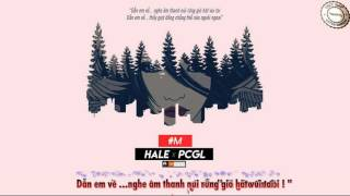 #M - PCGL ft  Hale (Lyric Video)