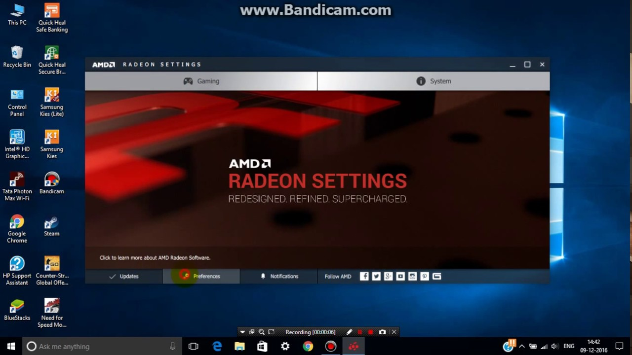 How to 'ACTUALLY' use your amd graphics card for games & applications