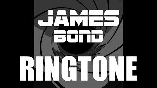James Bond Theme Ringtone and Alert