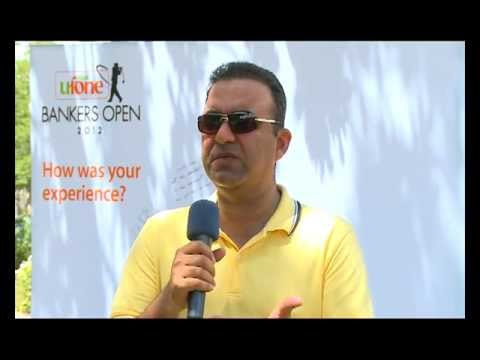 Ufone Bankers Golf Open 2012