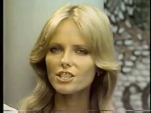 Cheryl Tiegs 1977 Clairol Clairesse Commercial
