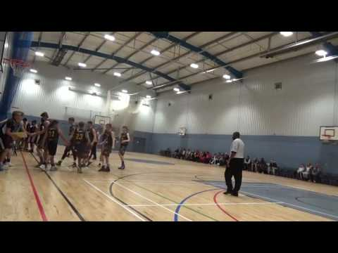 Cats V Kings Lynn Clip 1