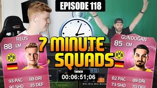 PERFECT LINK PINK CARDS 7 MINUTE SQUADS W/ NICK28T #EP118 - FIFA 15 ULTIMATE TEAM